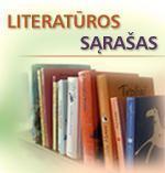 Naudotos literatūros ir šaltinių sąrašas