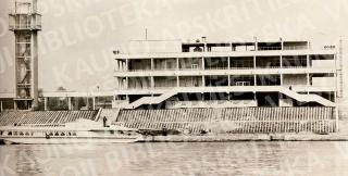 1980 m. pastatyta Vilijampolės prieplauka. 1981 m.