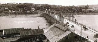 Vaizdas iš Vilijampolės pusės. XX a. 4-as deš.