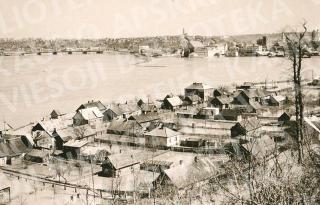 Marvelė 1956 m. Nemuno potvynio metu