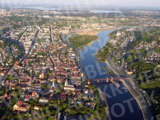 Kauno panorama. 2009 m.
