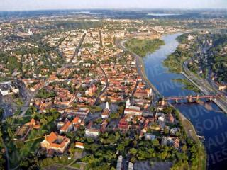 Fotoskrydis virš Kauno. 2010 m.