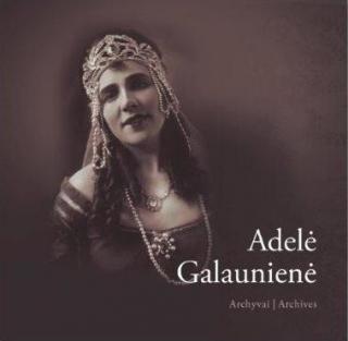 Adelė Galaunienė : archyvai