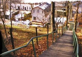 Fryko laiptai. 2008 m.
