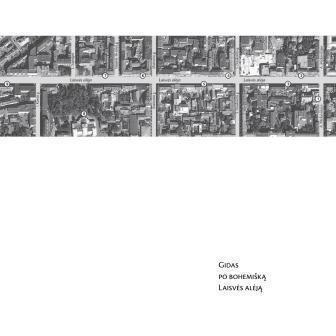 """Gidas po bohemišką Laisvės alėją : [projekto """"Laisvės alėjos bohema: atminties vietos. Jaunųjų tyrėjų miesto atminties tyrimai"""" katalogas]. - Kaunas : VDU menų galerija """"101"""" [i.e. Vytauto Didžiojo universiteto leidykla], 2013. - 27, [1] p. : iliustr."""