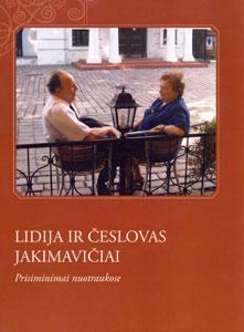 Lidija ir Česlovas Jakimavičiai : prisiminimai nuotraukose