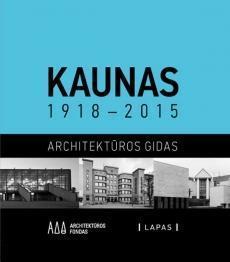 Kaunas 1918-2015 : architektūros gidas. - Vilnius : Lapas [i.e. Actus musicus], 2015. - 332 p. : iliustr. - Asmenvardžių r-klė: p. 316-323. - Objektų r-klė pagal statybos metus: p. 324-325. - Bibliogr.: p. 326-327. - Tiražas 1000 egz.. - ISBN 978-609-954