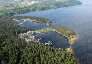 Jachtklubas prie Kauno marių. 2011 m.