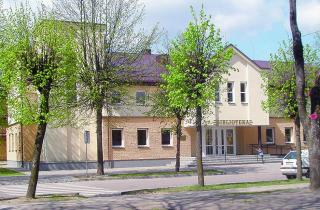 Kazlų Rūdos Jurgio Dovydaičio viešoji biblioteka