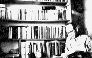 Aleksandras Pleskačiauskas. Sibiras, 1955 m.
