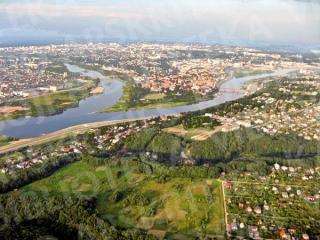 Kaunas iš paukščio skrydžio. 2010 m.
