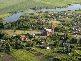 Sasnava, Švč. Mergelės Marijos Vardo bažnyčia (Marijampolės sav.). 2011 m.