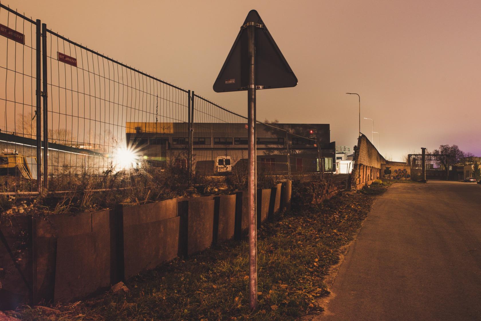 Tankų gamykla.  Arvydo Čiukšio nuotrauka